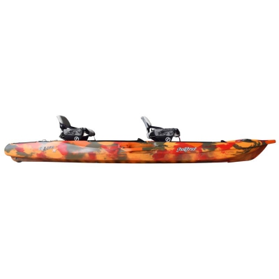 LURE II TANDEM OVERDRIVE READY FIRE CAMO