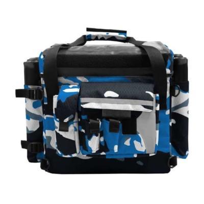 CRATE BAG BLUE CAMO