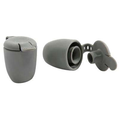 SCUPPER PLUG - PAIR GREY